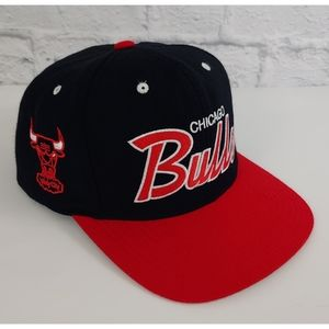 Mitchell & Ness Chicago Bulls Windy City Snapback